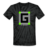 T-Shirts ~ Unisex Tie Dye T-Shirt ~ Guude Unisex Tie Dye T-Shirt