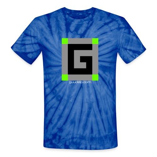 Guude Unisex Tie Dye T-Shirt - Unisex Tie Dye T-Shirt