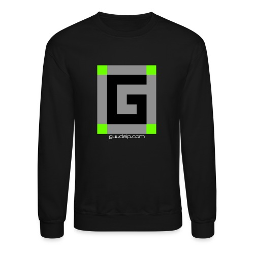 Guude Men's Crewneck Sweatshirt - Crewneck Sweatshirt