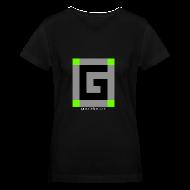 Women's T-Shirts ~ Women's V-Neck T-Shirt ~ Guude Women's V-Neck T-Shirt