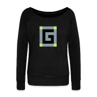 Long Sleeve Shirts ~ Women's Wideneck Sweatshirt ~ Guude Women's Wideneck Sweatshirt