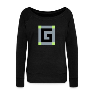 Guude Women's Wideneck Sweatshirt - Women's Wideneck Sweatshirt