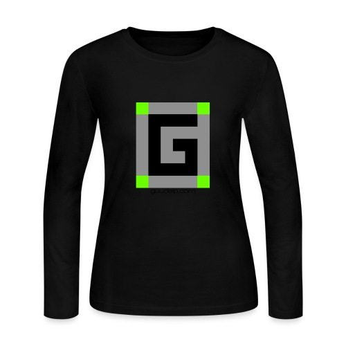Guude Women's Long Sleeve Jersy T-Shirt - Women's Long Sleeve Jersey T-Shirt