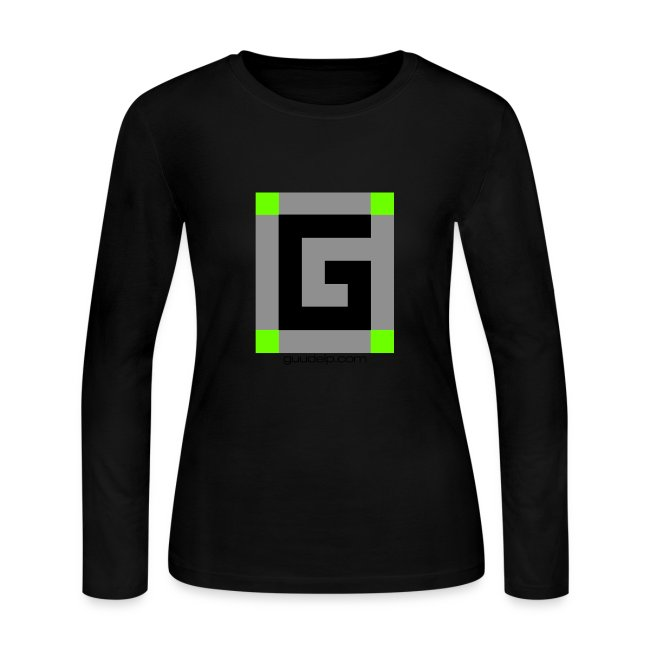 Guude Women's Long Sleeve Jersy T-Shirt