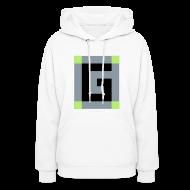 Hoodies ~ Women's Hoodie ~ Guude Women's Hooded Sweatshirt (White)