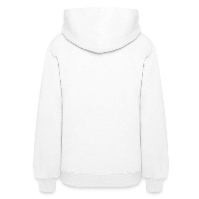 Guude Women's Hooded Sweatshirt (White)
