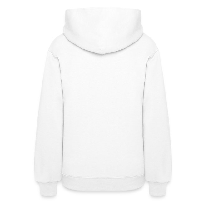 Guude Women's Hooded Sweatshirt (White)