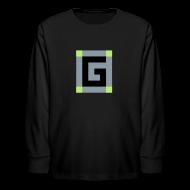 Kids' Shirts ~ Kids' Long Sleeve T-Shirt ~ Guude Kid's Long Sleeve T-Shirt