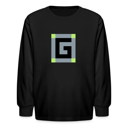 Guude Kid's Long Sleeve T-Shirt - Kids' Long Sleeve T-Shirt