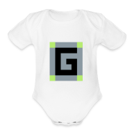 Baby Bodysuits ~ Baby Short Sleeve One Piece ~ Guude Baby Onesy