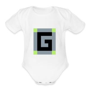 Guude Baby Onesy - Short Sleeve Baby Bodysuit