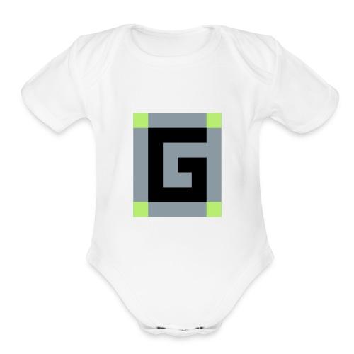 Guude Baby Onesy - Organic Short Sleeve Baby Bodysuit