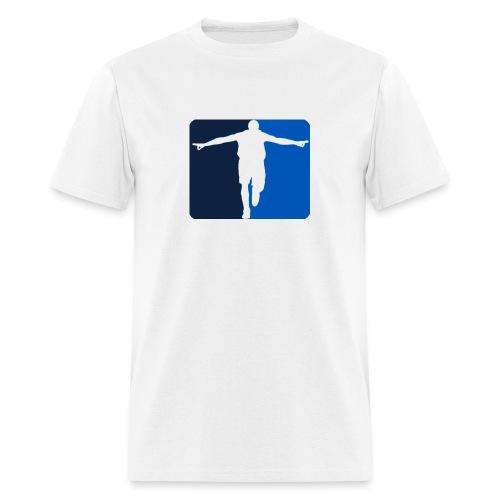 Jason JET Terry Logo - Men's T-Shirt
