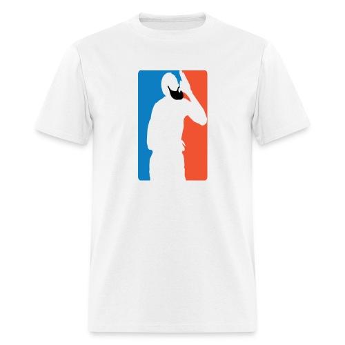 James Harden Logo - Men's T-Shirt