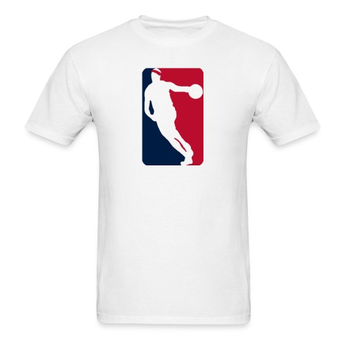 Deron Williams Logo - Men's T-Shirt