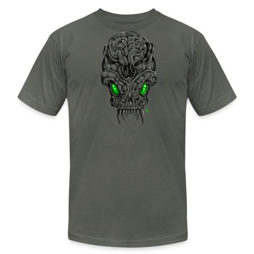 Zombie Alien - Men's Fine Jersey T-Shirt
