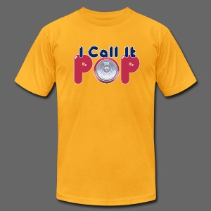 I Call It Pop - Men's T-Shirt by American Apparel
