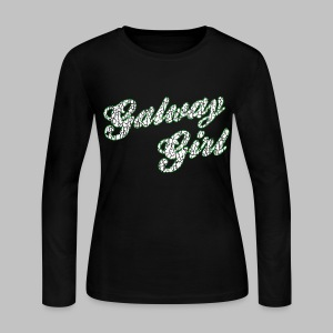 Galway Girl - Women's Long Sleeve Jersey T-Shirt