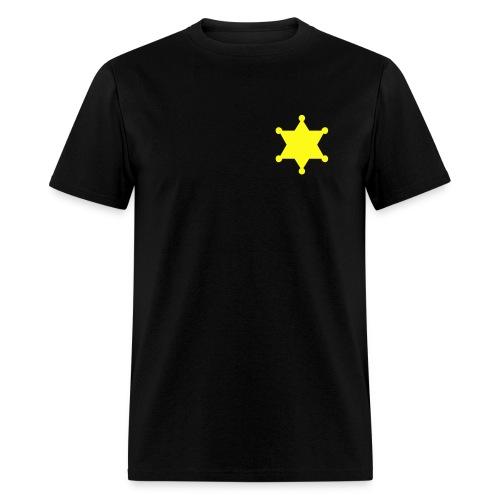 Budlightsk8er Security - Men's T-Shirt