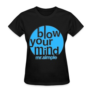 [SJ] Blow Your Mind Mr. Simple - Women's T-Shirt
