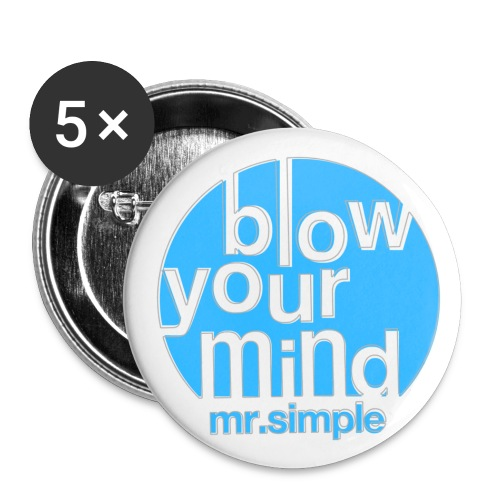 [SJ] Blow Your Mind Mr. Simple - Small Buttons