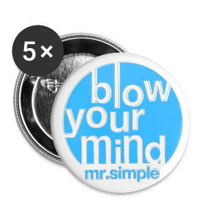 [SJ] Blow Your Mind Mr. Simple (Larger) - Large Buttons