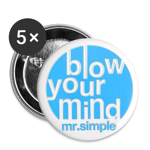 [SJ] Blow Your Mind Mr. Simple (Larger) - Large Buttons