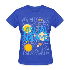 [SNSD] Visual Dreams - Women's T-Shirt