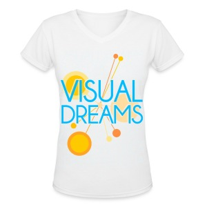 [SNSD] Visual Dreams - Women's V-Neck T-Shirt