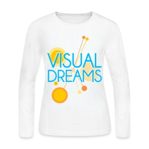 [SNSD] Visual Dreams - Women's Long Sleeve Jersey T-Shirt