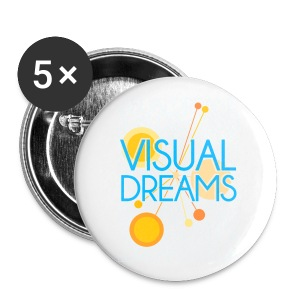 [SNSD] Visual Dreams - Large Buttons