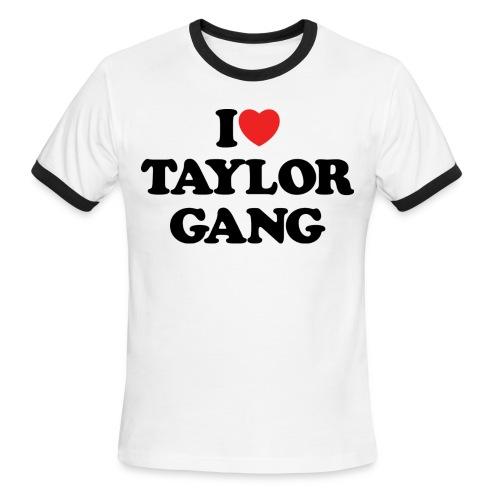 Taylor Gang Ringer Tee - Men's Ringer T-Shirt