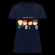T-Shirts ~ Women's T-Shirt ~ The Doodle Network Women's