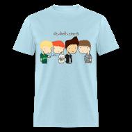 T-Shirts ~ Men's T-Shirt ~ The Doodle Network Men's