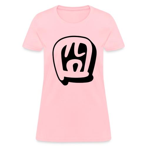 GWING 囧 WOMEN - Women's T-Shirt