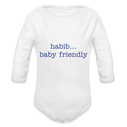 baby one piece - Organic Long Sleeve Baby Bodysuit