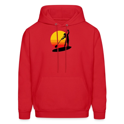 SUP Sunset - Men's Hoodie