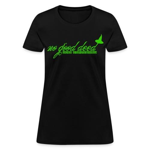 The Wicked Truth Women's Standard Tee - Women's T-Shirt