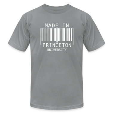 Made in Princeton University T-Shirts