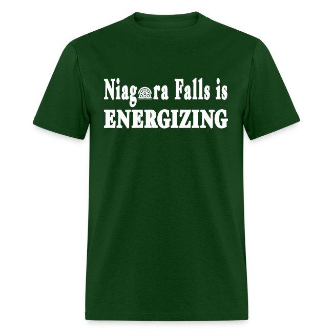 Niagara Falls is Energizing Shirt by New York Old School