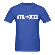 T-Shirts ~ Men's T-Shirt ~ Syracuse Shirt by New York Old School