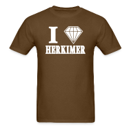 T-Shirts ~ Men's T-Shirt ~ Herkimer Shirt by New York Old School