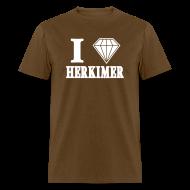 T-Shirts ~ Men's T-Shirt ~ Herkimer Shirt by New York Old School