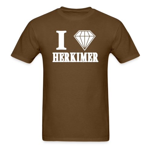 Herkimer Shirt by New York Old School  - Men's T-Shirt