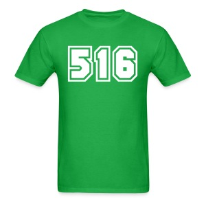 Area Code 516 Shirt by New York Old School  - Men's T-Shirt