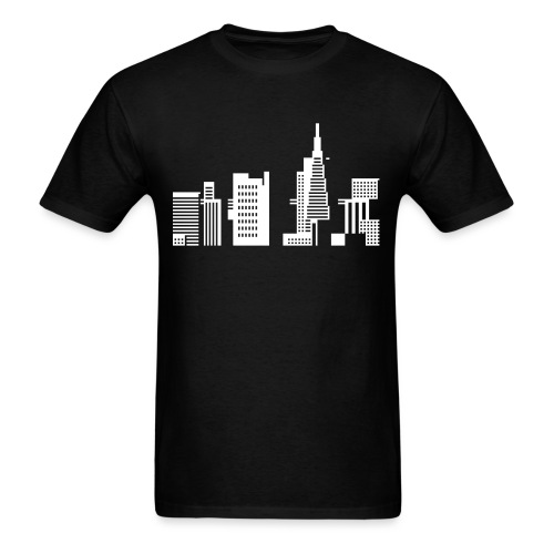 Cityscape 44 - Men's T-Shirt