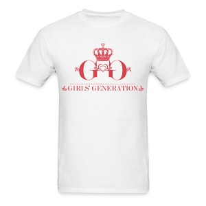 [SNSD] Girls' Generation Crown - Men's T-Shirt
