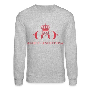 [SNSD] Girls' Generation Crown - Crewneck Sweatshirt