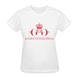 [SNSD] Girls' Generation Crown - Women's T-Shirt