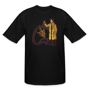 Toy Soldier (DESIGN BY STEFFANY) - Men's Tall T-Shirt